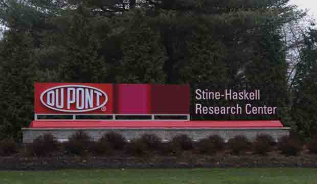 The News Journal:  DuPont sells part of Stine-Haskell to FMC, saving 600 jobs