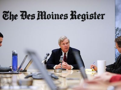 "Vilsack to Become ""Milkman in Chief"""