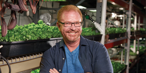 June presenter Jack Griffin featured on cover of Produce Growers