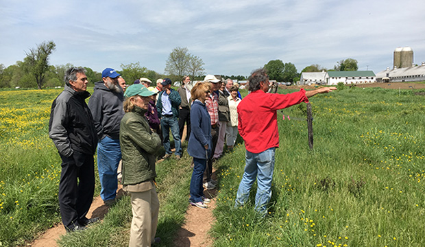 PSPA Members Visits Seven Stars & Wyebrook Farms