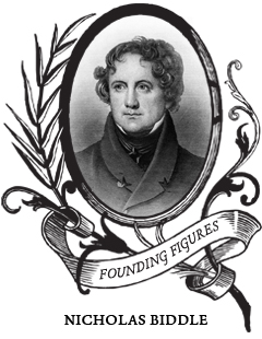 Nicholas Biddle Philadelphia Society For Promoting Agriculture